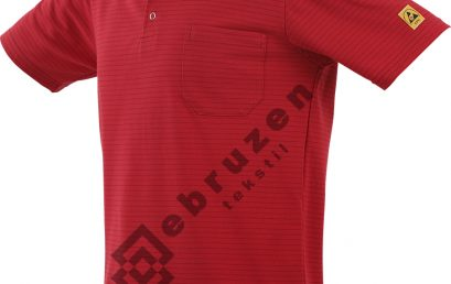 Şık Tasarım ESD Polo Shirt